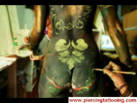 Body Art, Body Piercing Studio