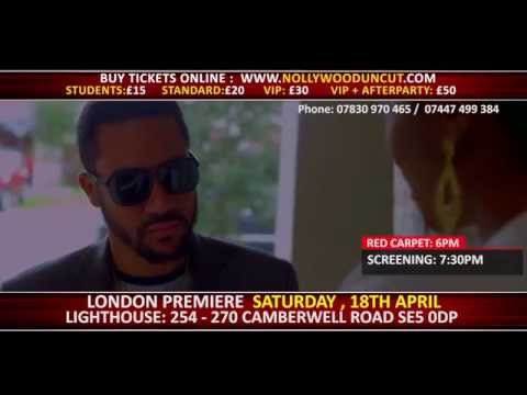 London Movie Premiere Of Nollywood Movie Champagne 18th April 2015