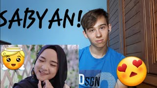 YA JAMALU by SABYAN (feat Annisa & El - Alice) REACTION  (POLISH REACTION)