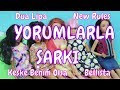 Download Video YORUMLARLA ŞARKI YAPTIM!! (Düzenlenmiş) - Dua Lipa / New Rules - Belle / Keşke Benim Olsa - Bellista