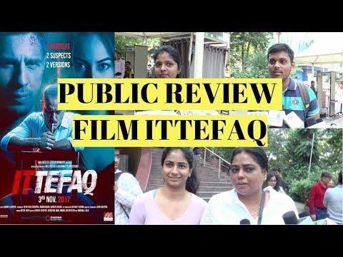 Sidharth Malhotra | Sonakshi Sinha | Akshaye Khanna | Public Review | Film | Ittefaq