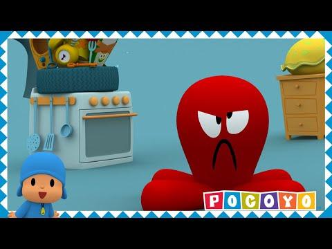 Pocoyo português Brasil - Pocoyo - Não no meu quintal (S02E17)