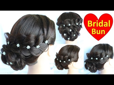 Hairstyles for short hair - bridal hairstyle for girls  natural hair styles hair design  hair style girl  cute hairstyles