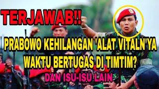 Video Terjawab!! Pertanyaan Seputar Prabowo Subianto.. MP3, 3GP, MP4, WEBM, AVI, FLV Juni 2019