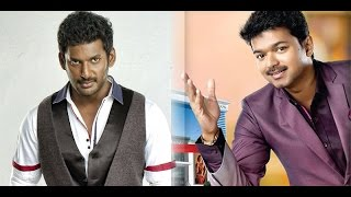 Vijay is important than Shankar says Vishal