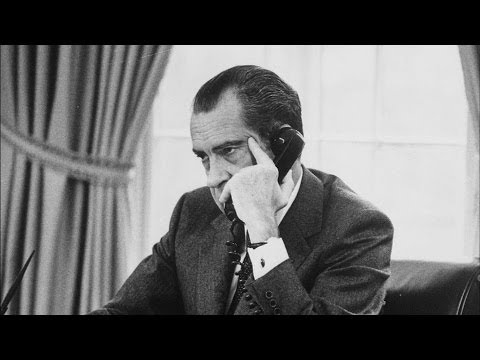 Why are we still fascinated by Nixon?