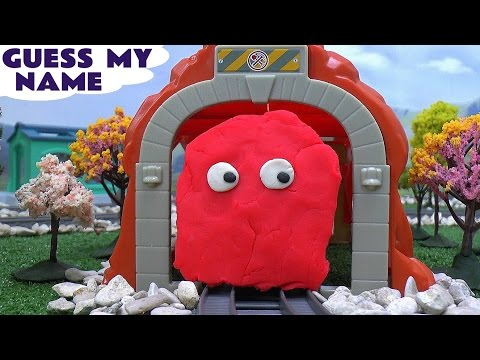 Thomas - Thomas and Friends Guess The Engine series. We've done some crazy things with Play Doh. Can you guess who it is? Subscribe to This Channel here ...