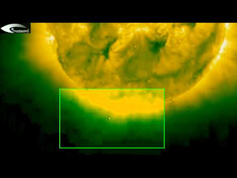FOs, Aliens, anomalies, holograms in solar space   Review for July 15, 2013