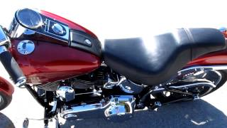 9. 2008 Harley-Davidson Softail Custom FXSTC For Sale