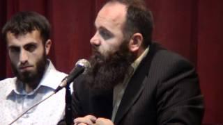 Tribunë Islame në Tetovë me Hoxhallarët Bekir Halimi dhe Ahmed Kalaja