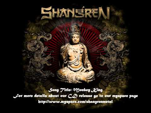 Shangren - Monkey King online metal music video by SHANGREN
