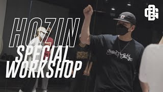 "Hozin – Big Deal Freestyle Class ""Anderson Paak – Come Down"" @ GBACADEMY"