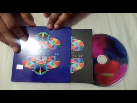 Kaleidoscope EP || UNBOXING || CPMX