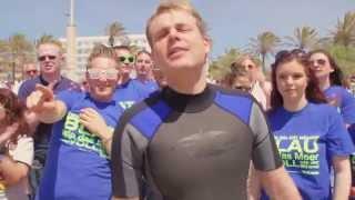 Blau Wie Das Meer - Tobee - (offizielles Video) - Ballermann Hits 2014