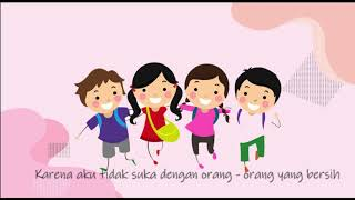 Video Animasi Mitigasi Bencana Sosialisasi Corona Bagi Anak Usia Dini (AUD)