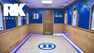 We Toured the Duke Blue Devils' Sneaker-Filled Basketball Facility | Royal Key