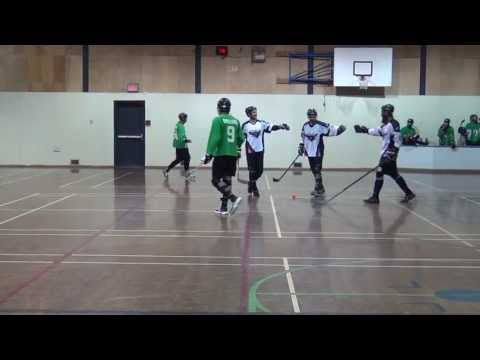 What A Goal! (Ball Hockey Skills – Danny Vero) Ball Hockey Goals Dangles Dekes Drills Tricks