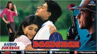 Video Baadshah - JUKEBOX | Shahrukh Khan & Twinkle Khanna | Superhit Bollywood Songs MP3, 3GP, MP4, WEBM, AVI, FLV Maret 2019