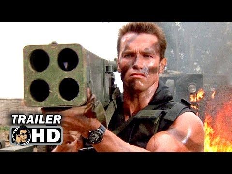IN SEARCH OF THE LAST ACTION HEROES Trailer (2019) 80's Action Movie Documentary