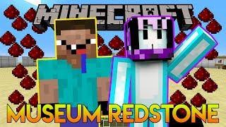 Video Cobain deh ke sini!! Museum Redstone! - Minecraft Indonesia MP3, 3GP, MP4, WEBM, AVI, FLV Maret 2018