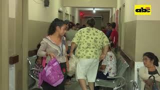 Médicos con síntomas de dengue en Roque Alonso