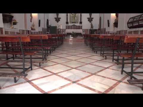 """Das Kloster """"Nuestra Señora Consolación"""", Villanueva de Algaidas"""