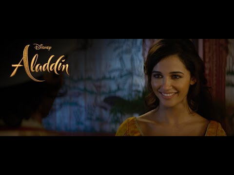 "Disney's Aladdin - ""Rags to Wishes"""