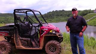 4. 2017 Polaris Ranger XP 1000 Review
