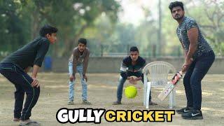 GULLY CRICKET - ARMAAN RAWAT   FUNNY GULLY CRICKET MATCH IN INDIA MAUKA MAUKA COMEDY VINES