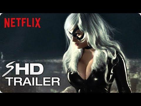 Marvel's THE BLACK CAT Teaser Trailer Concept #1 (2019) Netflix Marvel
