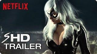 Marvel S The Black Cat Teaser Trailer Concept  1  2019  Netflix Marvel