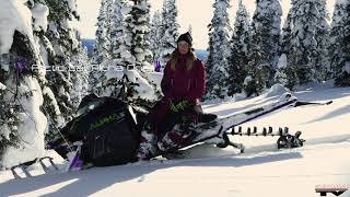 9. SledtraxTV - Arctic Cat Alpha One