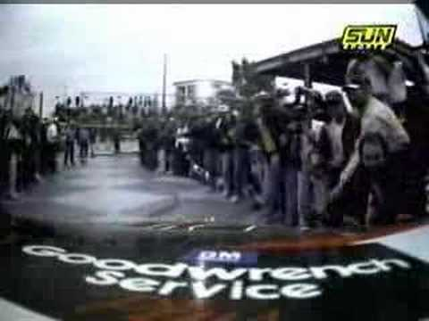 1998 Daytona 500 - post-race