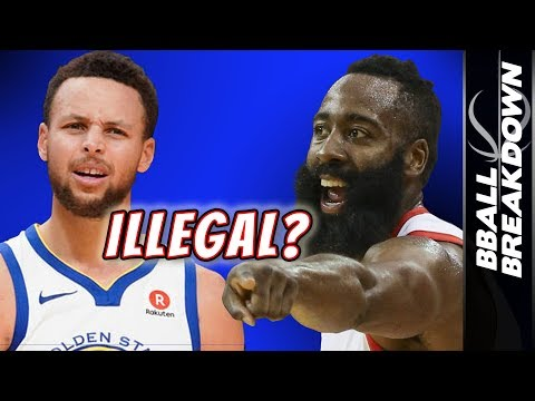 Are Curry And Harden Seriously Breaking The Rules?