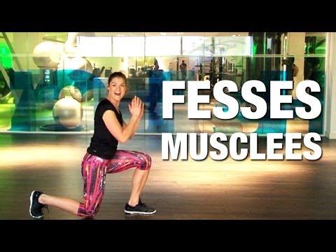 fitness training - Vous rêvez d'un fessier galbé et rebondi ? Vous vous demandez comment avoir de belles fesses ? Le sport est votre allié ! Suivez notre séance fitness spécial...