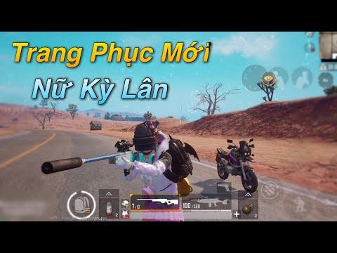 PUBG Mobile | SOLO Squad - Trải Nghiệm Trang Phục Mới || Gặp Phải Team Ỷ Đông Hiếp Yếu