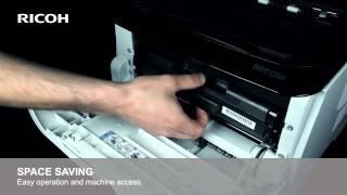 Video giới thiệu máy in Ricoh SP 3510DN