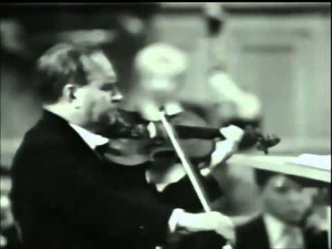 David Oistrakh - Shostakovich - Violin Concerto No 2 in C sharp minor, Op 129