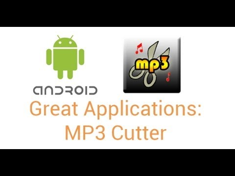 Video of MP3 Cutter