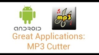 MP3 Cutter YouTube video