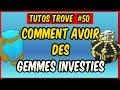 TROVE - Toutes les méthodes pour avoir des gemmes investies (Empowered gem) - [TUTO] #50