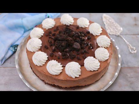 FUDGE BROWNIE CHEESECAKE - Gemma's Bigger Bolder Baking Ep 163