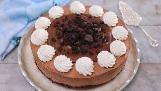 No-Bake FUDGE BROWNIE CHEESECAKE - Gemma's Bigger Bolder Baking Ep 163 by Gemma's Bigger Bolder Baking