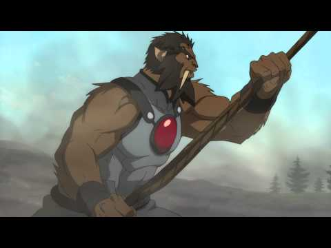 "ThunderCats Episode 5 ""Old Friends"" Video Clip 1"