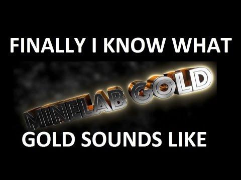 Finally I Know The Sound of Gold - Minelab GPX 4500 Coiltek Elite 14
