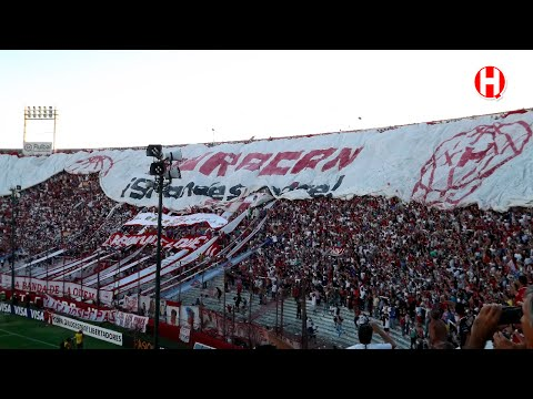 Huracán vs Alianza Lima - Recibimiento Histórico - Quemerizados - La Banda de la Quema - Huracán
