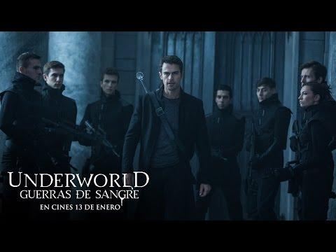 Underworld: Guerras de Sangre - Los licántropos se movilizan?>
