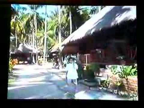 Thailand Koh Samui Chaweng Beach Venus Resort 1990