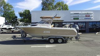 7. 2012 Cruise Craft 595 Outsider + Yamaha 150hp 4-Stroke - For Sale at Northside Marine