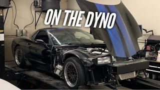 Rotary Corvette Dyno Time! I DESTROY the worst part of my work by Rob Dahm
